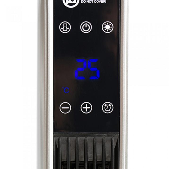 Camry CR7722 Kerámia torony hősugárzó LCD kijelzővel