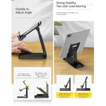 USAMS ZJ059ZJ01 összecsukható asztali tablet és telefontartó