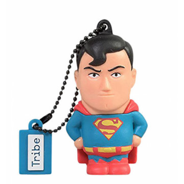 Tribe FD033701 Marvel Design Pendrive, 32GB, Superman