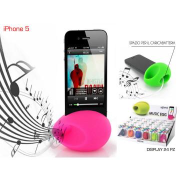 ITOTAL CM2319 Music Egg 2 in 1 Mobiltartó és Hangszóró