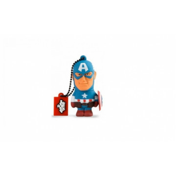TRIBE Marvel Design Pendrive 8GB, Captain America...