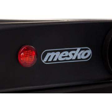 MESKO MS6508 Elektromos Főzőlap, Fekete