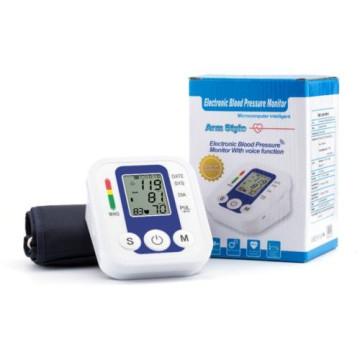 Felkaros digitális vérnyomásmérő WHO skálával