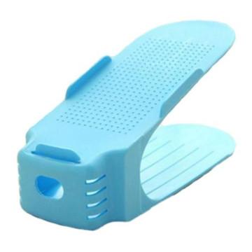 Praktikus helytakarékos cipőtároló - Kék
