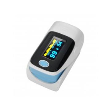 Pulzoximéter - Véroxigénszint mérő - Oled kijelzővel. Model:302-B