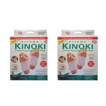 Merystyle@Kinoki méregtelenítő lábtapasz 2 csomag (20 db)