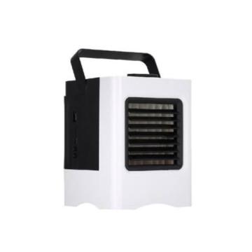 Plus + Personal Mini Air-cooler.-USB-vel újratölthető akkumulátoros hordozható mini légkondicionáló