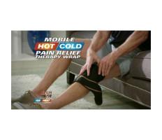 Copper Fit Rapid Relief térdrögzítő hideg/meleg gélterápiával