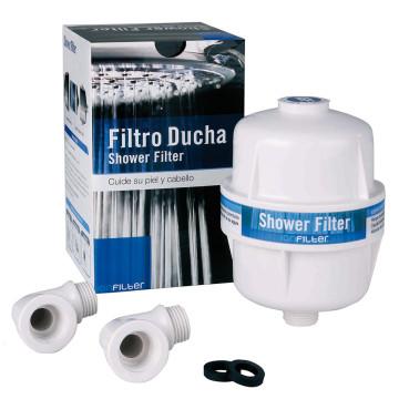 Puricom Zuhanyszűrő Csomag KDF-el És Aktív Szénnel