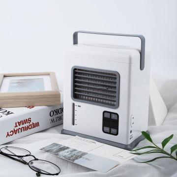 Hordozható asztali légkondicionáló és párásító