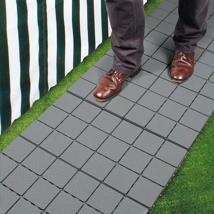 Easy square járdarácsok - 9 db - 1,5  m²