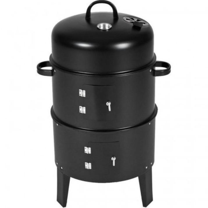 BBQ faszenes grill smoker szett nem csak profiknak! Te leszel a grill király!