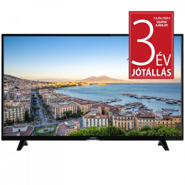 "Navon Televízió - NAVTV40DLEDFHD OSW 40"" Full HD Smart LED TV"